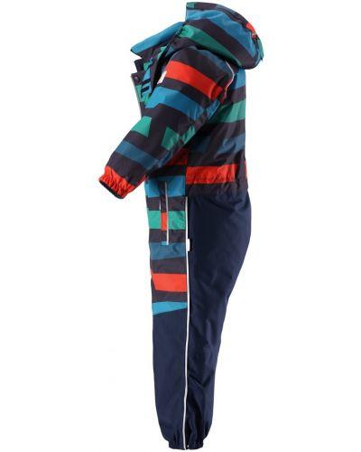 Зимний комбинезон на молнии с капюшоном Reima