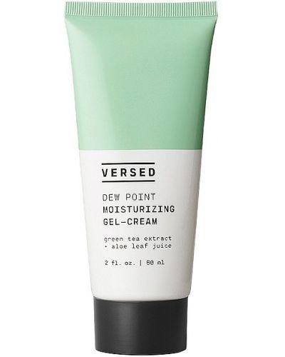 Теплый зеленый крем для лица увлажняющий Versed