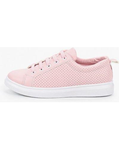 Низкие кеды - розовые Diora.rim