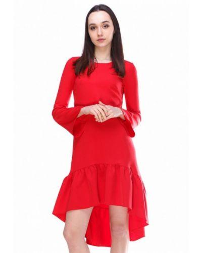 Красное платье Vergans