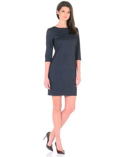 Деловое платье футляр платье-пиджак Rosa Blanco