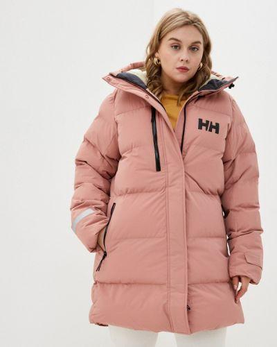 Утепленная куртка - розовая Helly Hansen