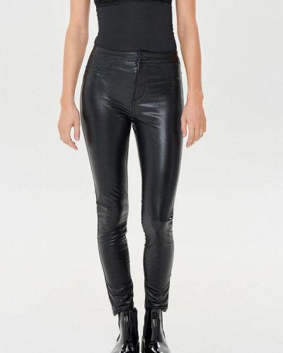 Черные брюки повседневные Only