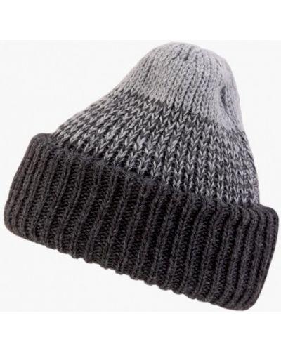 Серая шапка осенняя Fomas
