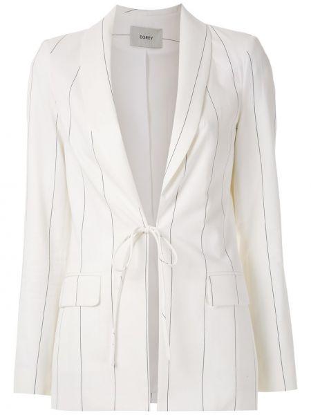Прямой удлиненный пиджак Egrey