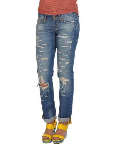 Синие джинсы Dolce & Gabbana