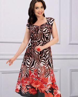Платье с поясом сафари платье-сарафан Charutti