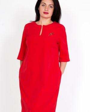 Вечернее платье с декольте платье-сарафан Lika Dress