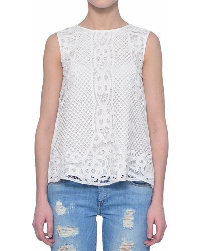Белая блузка Twin-set