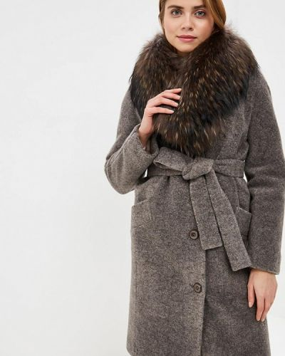 Пальто - коричневое Rosso-style