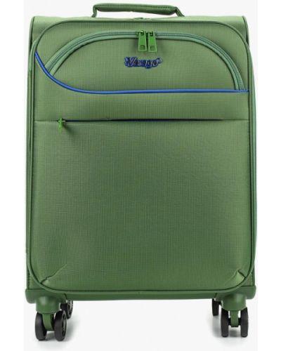 Зеленая дорожная сумка Verage