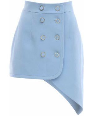 Асимметричная юбка мини George Keburia
