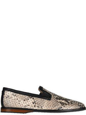 Туфли с принтом Loriblu