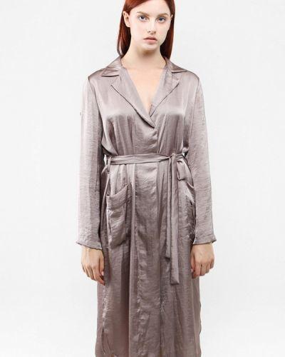 Платье - коричневое 7arrows