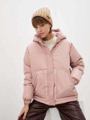Утепленная куртка - розовая Befree