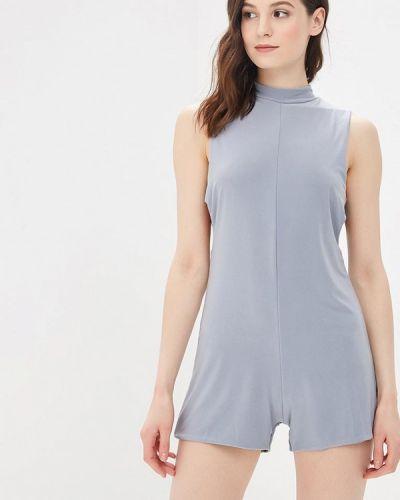 Комбинезон с шортами - серый Lozana Paris