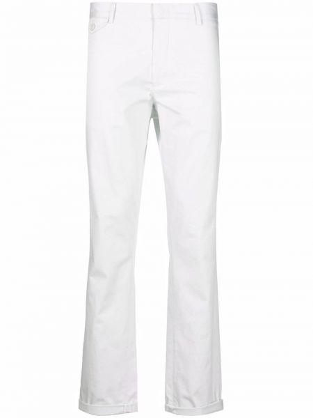 Брюки с карманами - белые Orlebar Brown