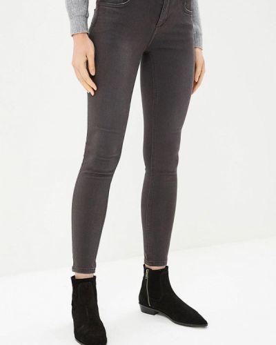 Серые джинсы-скинни Miss Bon Bon