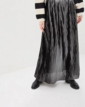 Плиссированная юбка Banana Republic