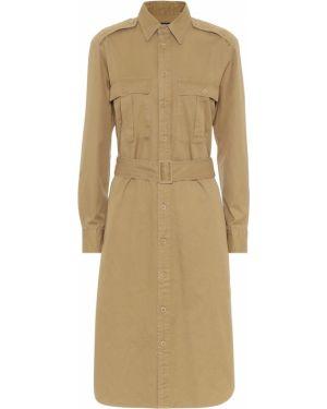 Платье сафари платье-майка Polo Ralph Lauren