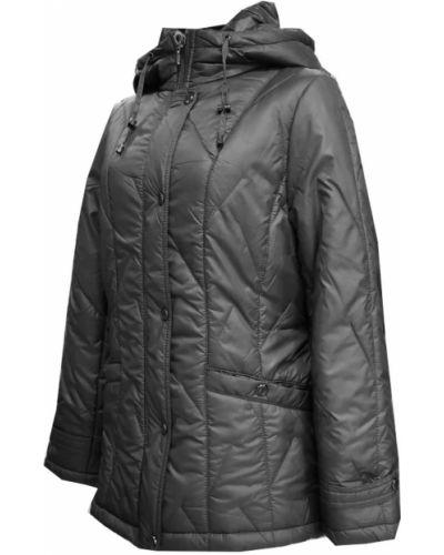 Куртка с капюшоном - серая Mirage