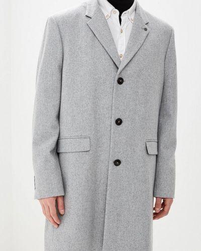 Пальто серебряный Burton Menswear London