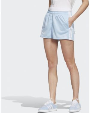 Спортивные шорты короткие с заплатками Adidas