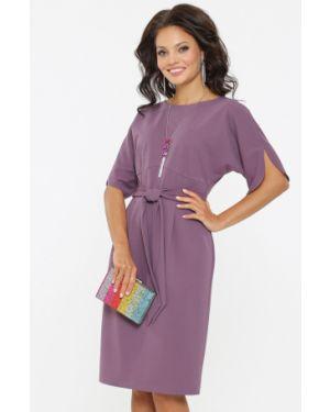 Платье с поясом платье-сарафан с кокеткой Dstrend
