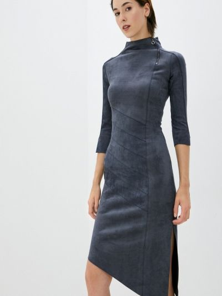 Платье - серое Imagefor