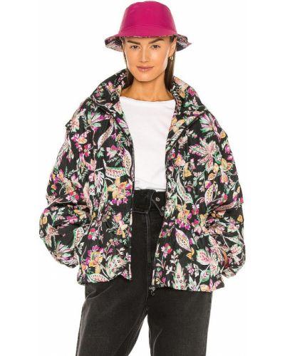 Черная нейлоновая куртка Isabel Marant étoile