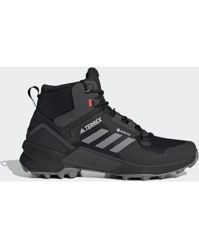Высокие кроссовки - красные Adidas