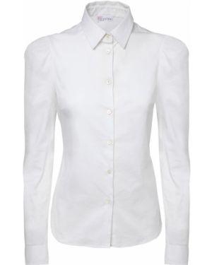 Рубашка под запонки без воротника Red Valentino