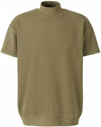 T-shirt bawełniana - zielona Fear Of God