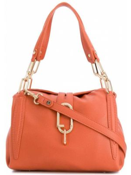 Оранжевая сумка-тоут Liu Jo