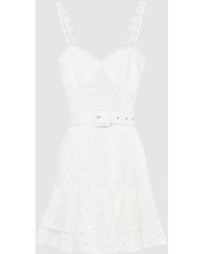Платье мини - белое Charo Ruiz