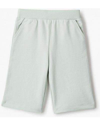 Зеленые спортивные брюки Sela