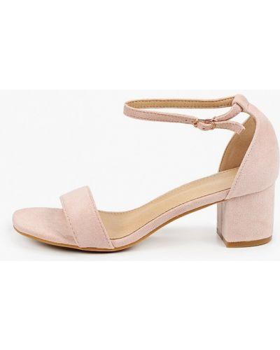 Розовые босоножки Ideal Shoes®