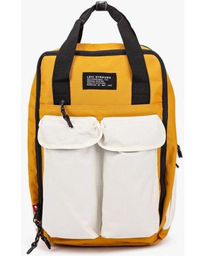 Желтый городской рюкзак Levi's®