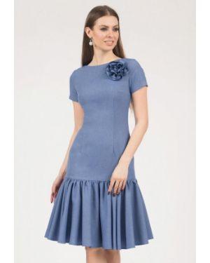 Платье миди оливковый Olivegrey