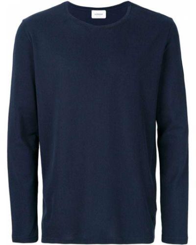 Синяя рубашка Dondup