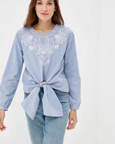 Синяя блузка с длинным рукавом Brave Soul