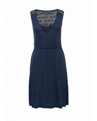 Летнее платье синее Emoi