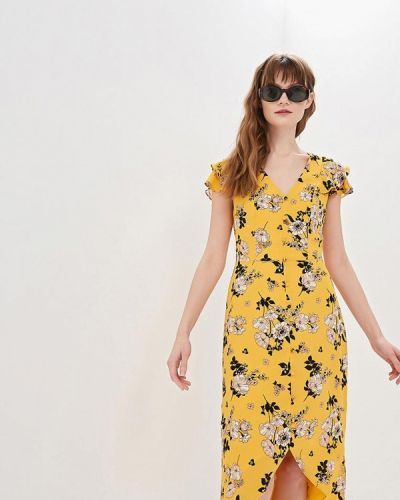 Платье - желтое Oasis