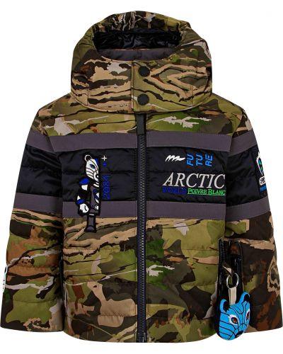 Разноцветная куртка Poivre Blanc