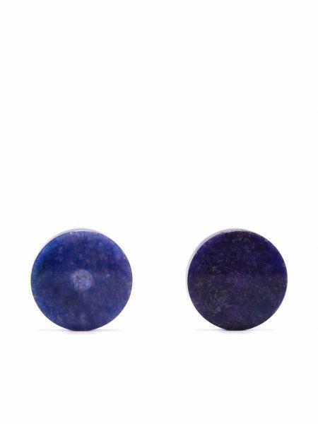 Spinki do mankietów - niebieskie Lanvin