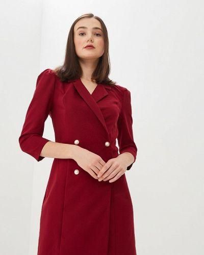 Платье - бордовое Auden Cavill