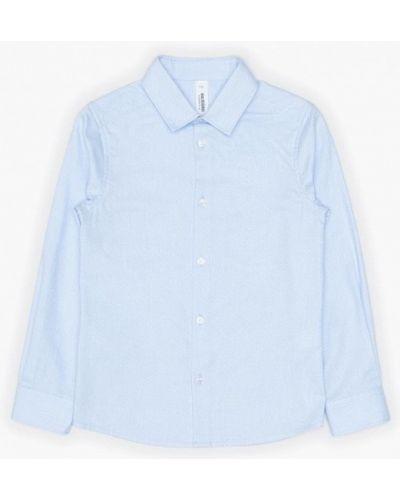 Голубая рубашка Acoola