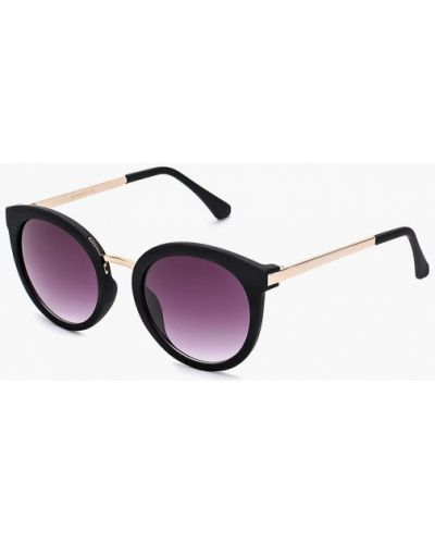 Черные солнцезащитные очки Zarina