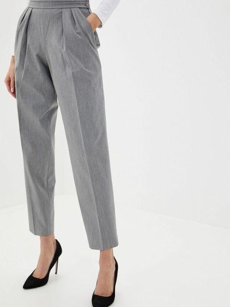 Классические брюки серые Ruxara