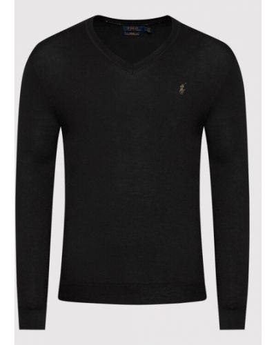 Sweter - czarny Polo Ralph Lauren